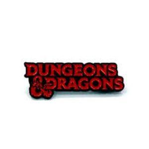 Dungeons & Dragons Enamel Pin